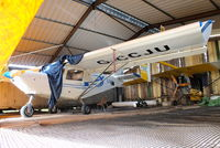 G-CCJU @ X3BB - at Brook Breasting Farm Airfield, Watnall, Nottinghamshire - by Chris Hall