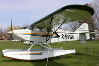 C-FFGX - Parked