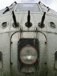 129 @ LFQT - Nord 2501 Noratlas n°129, ex Armée de l'Air Française - by Jean Goubet-FRENCHSKY