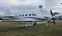 N850DV @ KOSH - Airventure 2012