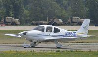 N865CD @ KOSH - Airventure 2012