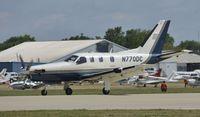 N770DC @ KOSH - Airventure 2012