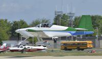 N569DP @ KOSH - Airventure 2012
