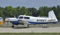 N1145T @ KOSH - Airventure 2012 - by Todd Royer