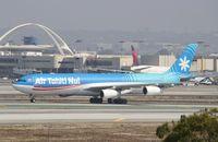 F-OSUN @ KLAX - Airbus A340-300