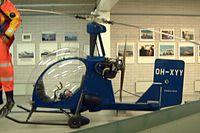 OH-XYY @ EFHK - Kokkola Ko-04 Super Upstart [01] Helsinki-Vantaa~OH 18/05/2003 - by Ray Barber
