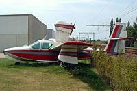 YL-CBU @ EBKT - Lake LA-4 200 Buccaneer [478] Kortrijk-Wevelgem~OO 18/08/2002