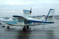 OH-MXN @ EFHF - Lake LA-4-200 Buccaneer [934] Helsinki-Malmi~OH 14/05/2003