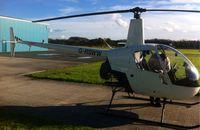 G-RSWW - Shobdon Aerodrome, Leominster - by D Grada