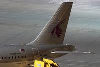 A7-CJA @ LOWW - Qatar Airways Airbus 319 - by Dietmar Schreiber - VAP