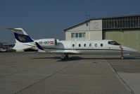 OE-GKP @ LOWW - Amira Air Learjet 60