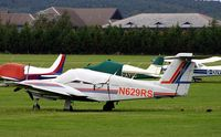 N629RS @ EGLM - Ex: N629RS > (Netherlands) > N629RS > M-MUFC > Algeria - To Algeria February 2009. - by Clive Glaister