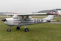D-EEJP @ EDTF - FFH D-EEJP parked at EDTF airfield - by Thomas M. Spitzner