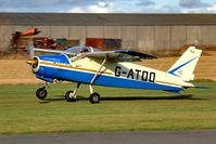 G-ATDO @ BREIGHTON - Rotation - by glider