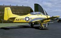 N2800Q @ EGWZ - flightline at RAF Alconbury