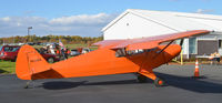 N2385M @ KOMH -  Orange - by Ronald Barker