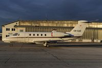 OE-GAE @ LOWW - Cessna 650