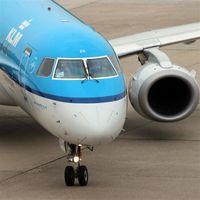 PH-EZG @ EDDL - Arrival from AMS.... - by Holger Zengler