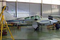 Z-WLD @ FALA - Beech 95-C55 Baron [TE-319] Lanseria~ZS 20/09/2006