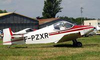 F-PZXR @ LFLV - Jodel D.18 [92] Vichy~F 08/07/2006 - by Ray Barber