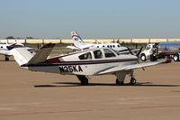 N35KA @ AFW - At Alliance Airport - Fort Worth, TX - by Zane Adams