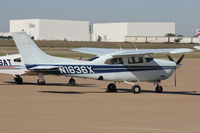 N1636X @ AFW - At Alliance Airport - Fort Worth, TX