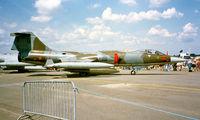 MM6831 @ EGVA - Fiat F-104S-ASA Starfighter [783-1131] RAF Fairford~G 19/07/1997