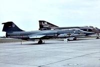 21 31 @ EGVI - Lockheed RF-104G Starfighter [683-6692] RAF Greenham Common~G 07/07/1974. Image taken from a slide.