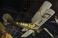 G-AAAH @ SCIM - Displayed at the Science Museum. - by Graham Reeve