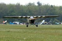 G-BDHK @ EGHP - Piper J-3C-65 Cub [8969] Popham~G 05/05/2007 - by Ray Barber