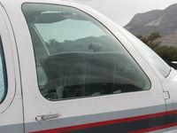 N8167K @ SZP - 1993 Beech B36TC TURBO BONANZA, Continental TSIO-520-UB 300 Hp continuous, panel - by Doug Robertson