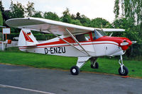 D-ENZU @ EDLH - Piper PA-22-108 Colt [22-9524] Hamm~D 23/05/1998 - by Ray Barber