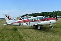 D-EPMM @ ESKB - Piper PA-24-260 Comanche B [24-4456] Barkarby~SE 07/06/2008 - by Ray Barber