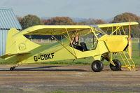 G-CBKF @ EGKH - 2002 Creasey Rj EASY RAIDER J2.2(2), c/n: BMAA/HB/202