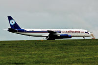 ZS-OSI @ EGMH - 1970 Douglas DC-8-62F, c/n: 46098 of Stars Away at Kent International - by Terry Fletcher
