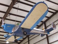 N2944H - ERCO Ercoupe 415-C at the Museum of Flight Restoration Center, Everett WA