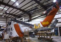 1415 - Sikorsky HH-52A Sea Guardian at the Museum of Flight Restoration Center, Everett WA