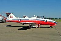 114141 @ CYEG - Canadair CT-114 Tutor [1141] Edmonton~C 24/07/2008. Coded 10 here.