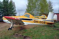 OH-CCB @ EFHV - Cessna 188A Skywagon [188-0076] Hyvinkaa~OH 18/05/2003
