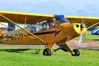 G-LCUB @ EGKH - 1959 Piper L-18C, c/n: 18-1631