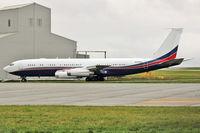 N707BN @ EGMH - 1974 Boeing 707-3L6B, c/n: 21049
