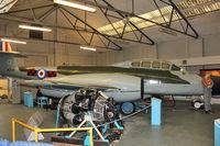 WD646 @ EGMH - Gloster Meteor TT.20, c/n: Not found WD646