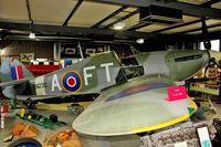 LF751 @ EGMH - 1944 Hawker Hurricane IIC, c/n: Not found LF751