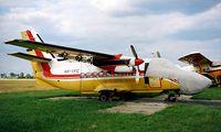 HA-YFC @ LHBS - Let L-410FG Turbolet [851528] Budaors~HA 15/06/1996.
