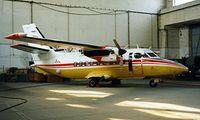 332 @ LHTL - Let L-410UVP Turbolet [841332] Tokol~HA 16/06/1996 - by Ray Barber