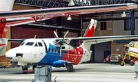 OM-WDA @ LZIB - Let L-410UVP-E8C Turbolet [912540] Bratislava~OM 21/06/1996