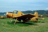 OK-DKV @ LKMR - LET Z-37 Cmelak [19-28]  Marianske Lazne~OK 09/05/2002