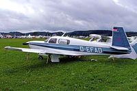 D-EFAD @ EDMT - Mooney M.20K Model 252 TSE [25-1157] Tannheim~D 18/07/2009 - by Ray Barber