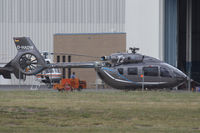 D-HADW @ GPM - At American Eurocopter - Grand Prairie, TX - by Zane Adams