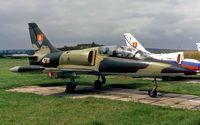 4711 @ LZKZ - flightline at Košice AB - by Friedrich Becker
